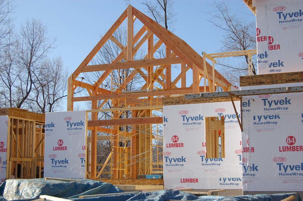 Timber Frame Home Kits
