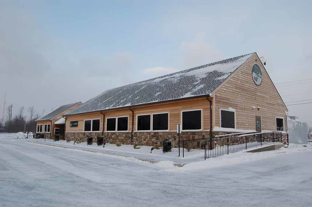 Commercial Timber Frame Builder