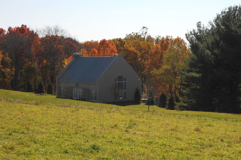 Pennsylvania Timber Frame Barn