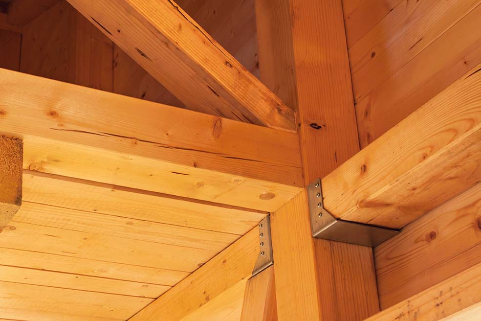 post and beam example